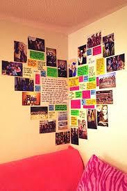 Bedroom amazing wall decor for teenage girl Diy Teen Girl Wall