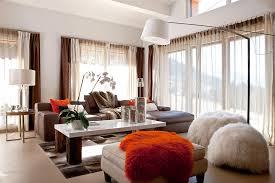 Living Room With Brown Leather Sofa 10 Of The Best Colors To Pair With Brown