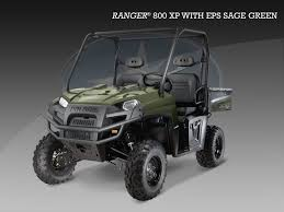 polaris ranger polaris ranger 800 xp eps sage green le