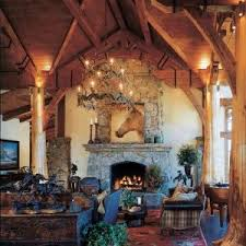 Rustic Hearth Rugs Denver Vaulted Ceiling Living Room Rustic With Rectangular Area