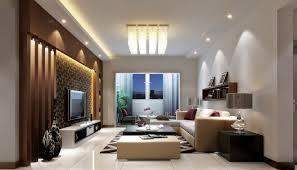 modern living room design with cool sofa and tv set decooricom
