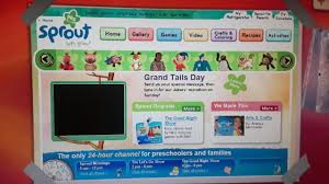 pbs kids sprout shows from august 21 2007 part 2 youtube