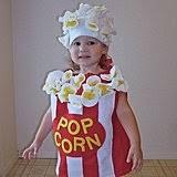Popcorn Halloween Costume Handmade Halloween Costumes Kids Etsy Popsugar Moms