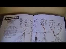 part 1 c10 wiring repair universal wiring harness youtube