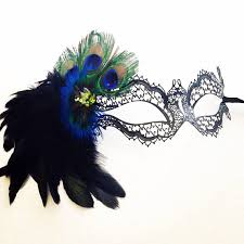 custom masquerade masks couture custom masquerade mask with feathers and embellishing