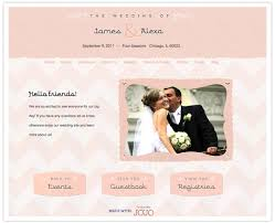 wedding websites creative wedding websites for my bridal team ideas