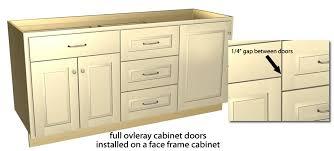 File Cabinet Drawer Dimensions Full Overlay Tutorial