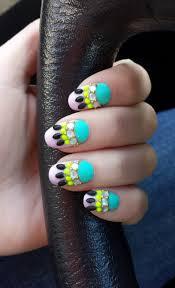 19 pretty nail art designs for summer nails