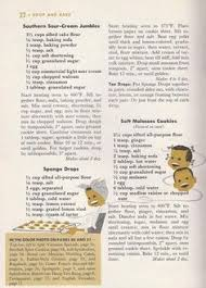 vintage christmas cookie recipes recipes pinterest vintage