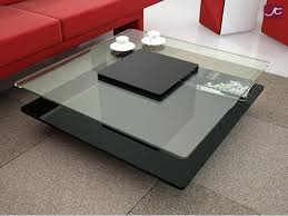 Glass Ottoman Coffee Table Large Ottoman Coffee Table Large Glass Coffee Table