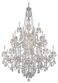 Plastic Crystals For Chandeliers Schonbek Vesca Collection Luxedecor Arlington Chandelier 2996 40h