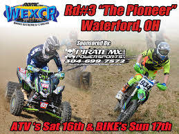 motocross races in ohio wexcr rd 3 pioneer mc club in waterford oh saturday 16th all