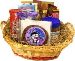 vegan gift basket vegan gift baskets the chocoholic basket