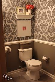 bathroom with wallpaper ideas how to decorate bathroom wallpaper safe home inspiration