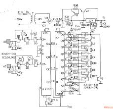 regulated power supply circuit diagram wiring diagram components