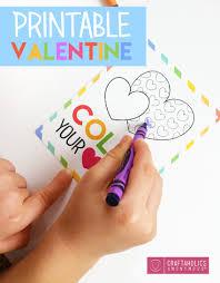 crayon valentines craftaholics anonymous printable kid s