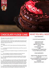 cake directions paleo chocolate cake recipe and simple rumbles paleo