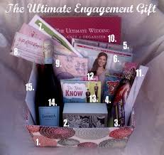 engagement gift baskets the ultimate engagement gift ultimate engagement gifts and