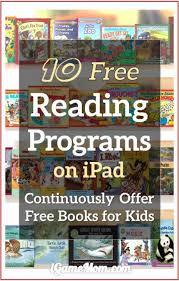 10 free book apps for preschool kids