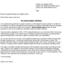 uk cover letter template