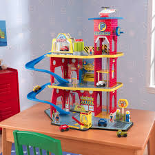 garage play set kidkraft 17481