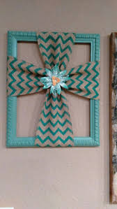 Cross For Home Decor Best 25 Burlap Cross Ideas On Pinterest Picture Frame Cross