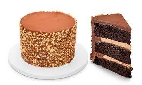 nutella praline cake sweet e u0027s bake shop