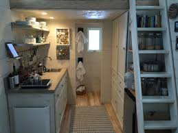 Tiny House Kitchens by Tiny Hall House
