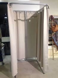 Fitting Room Curtains Dressing Room Curtains Shower Curtain Rods Room And Dressing Room