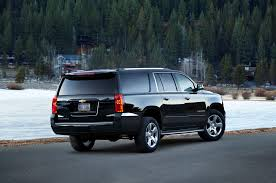 chevrolet suburban 2015 chevrolet tahoe and suburban review automobile magazine