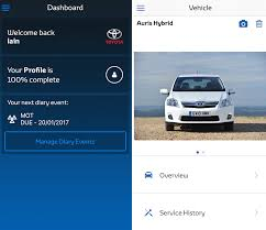 my toyota financial my toyota europe app download it now