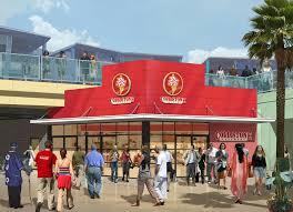 Citywalk Orlando Map Major Universal Orlando Citywalk Overhaul Announced With 8 New