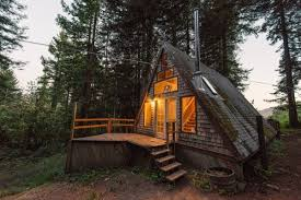 a frame house kits for sale amazing tiny a frame cabin in the redwoods
