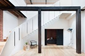 former 19th century industrial warehouse converted into modern