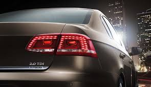 2011 vw cc led tail lights 2013 passat updates detailed
