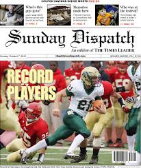 the pittston dispatch 10 07 2012 by the wilkes barre publishing