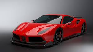 Ferrari 458 Horsepower - dmc u0027s ferrari 488 gtb orso has the grunt to match its looks