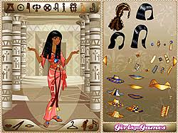 Play Egyptian Queen Dress Up Game Online Y8 Com