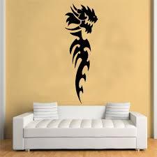 stencil art for walls art with soul michael jackson stencil iii chinese dragon crocodile animal cool awesome wall sticker art kids decor transfer vinyl stencil j3