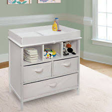 Ebay Changing Table Changing Tables Changing Tables With Storage Badger Basket