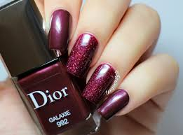 nails design burgundy beautify themselves with sweet nails
