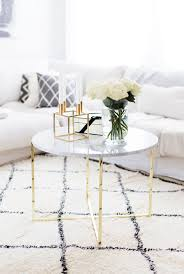 White Glass Coffee Table Best 25 Gold Coffee Tables Ideas On Pinterest Ikea White Coffee