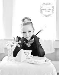 Children S Photography Blog Breakfast At Tiffany U0027s Shoot Cosplay Audrey Hepburn Child