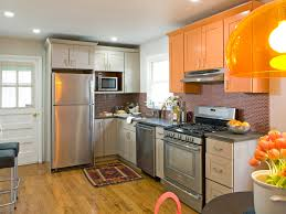 Small Kitchen Redo Ideas by Galley Kitchen Remodel Ideas Pictures Kitchen Makeover Brown