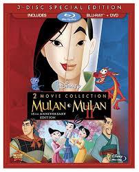 save 43 on the mulan mulan ii dvd free shipping
