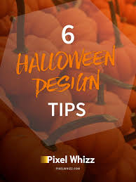 6 halloween graphic design tips for your blog pixel whizz
