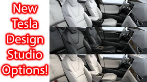 tesla model 3 interior seating no more leather seats for tesla u0026 model 3 leaks youtube