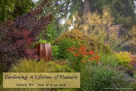 Bellevue Botanical Garden Lights Northwest Perennial Alliance Npa Gardening Nonprofit