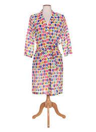 robe de chambre en courtelle femme robes de chambre peignoirs regence femme en soldes pas cher modz
