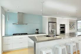 Stainless Kitchen Island Stainless Steel Kitchen Island Kitchen Contemporary With Bridge